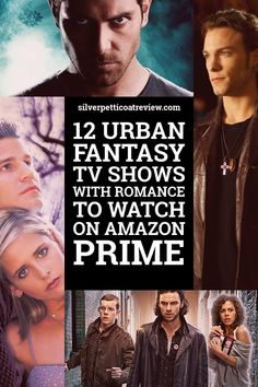 These are the best urban fantasy TV shows on Amazon Prime Video right now (plus eight bonus series on IMDB TV to watch). From classics to contemporary series. #UrbanFantasy #FantasyTVShows #ParanormalRomance #AmazonPrimeVideo #UrbanFantasyOnAmazonPrime #BeingHuman #BuffytheVampireSlayer #BloodTies #Grimm Best Fantasy Series, Fantasy Tv Shows, Fantasy Movies, Fantasy Books, Amazon Prime Shows, Amazon Prime Video, Paranormal Romance Books, Romance Movies, Vampire Shows