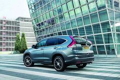 2018-2019 Honda CR-V — the new generation of the popular crossover for Europe