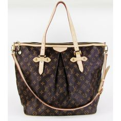 Louis Vuitton Monogram Palermo GM Bag