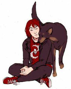 Awwwwwww Castiel y demonio me muero de amors