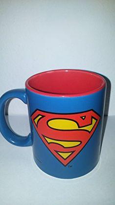 Officially Licensed Warner Brothers DC Comics Batman and Superman Coffee Mug - 12 ounces Warner Bros. http://www.amazon.com/dp/B00N9GR7VM/ref=cm_sw_r_pi_dp_47yKvb1M6XEPP