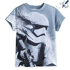 Star Wars: The Force Awakens Stormtrooper T-Shirt For Kids