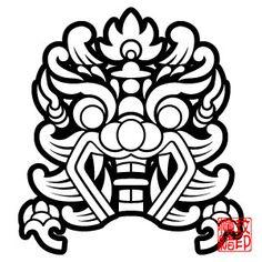 47e3a3b16766e (300×300) Box Patterns, Textures Patterns, Korean Traditional, Traditional Art, Motif Design, Pattern Design, Korean Painting, Mask Painting, Korean Design