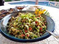 Tabouli from My Healthy Eating Habits www.greennutrilabs.com