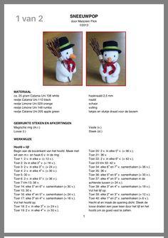 Best 12 Little Crochet Toy Snowman – SkillOfKing. Crochet Santa, Crochet Snowman, Crochet Bear, Free Crochet, Christmas Craft Fair, Crochet Christmas Ornaments, Christmas Knitting Patterns, Crochet Snowflake Pattern, Crochet Doll Pattern