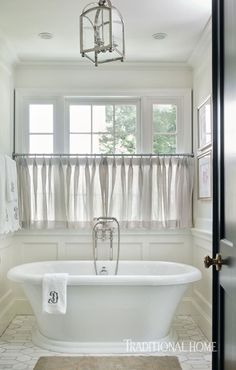 Pin By Johane Stever On Welcome To My Cottage Pinterest Curtain Rods Feature And Window