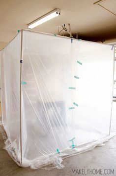 50 Diy Collapsible Spray Paint Tent Diy Paint Booth Spray