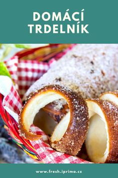 Bagel, Doughnut, Dessert Recipes, Bread, Cooking, Prague, Food, Stickers, Kitchen