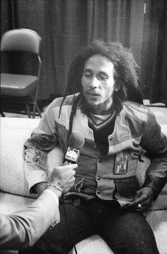 Nesta interview. Bob MarleyRobert ...