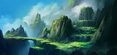 Image result for Fantasy Potion Painting