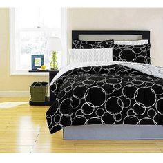 Mainstays Wonder Bed in a Bag Bedding Set