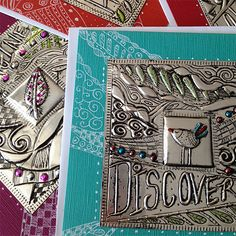 Free images of patterns to do tin punch pure simple for Aluminum can crafts patterns
