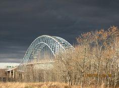 Burton Bridge, Oromocto NB