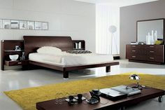 modern bedroom sets | Meti Contemporary Bedroom Set by Doimo - Italian Bedroom Furniture
