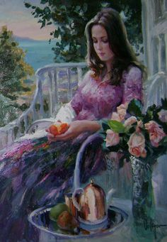 For Love of Art: The Beautiful Paintings of Vladimir Volegov Great Paintings, Beautiful Paintings, Albrecht Durer, Woman Painting, Figure Painting, Vladimir Volegov, Double Exposition, Different Art Styles, Art Themes