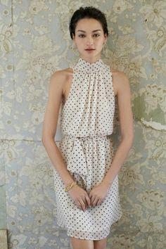 Deja Dot Dress | Anthropologie