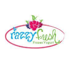 razzy fresh frozen yogurt - Google Search Shop Logo, Frozen Yogurt, Fresh, Logos, Google Search, Floral, Logo, Flowers, Flower