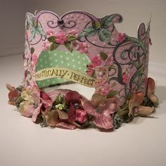 Practically Perfect Paper Party Crown by FriendlyFairies on Etsy, $35.00