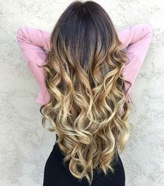 awesome 95 Pleasing Balayage Hair Color Designs - Delightful Natural ...