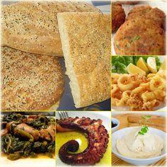 Τι θα φάμε την Καθαρά Δευτέρα; Δείτε τις 15 πιο νόστιμες παραδοσιακές συνταγές! Ethnic Recipes, Food, Pisces, Essen, Meals, Yemek, Eten