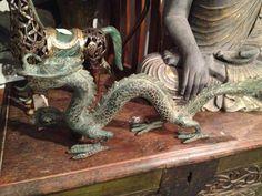 Dragon antique