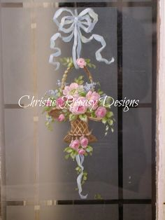 Christie Repasy  Chateau De Fleurs..TRULY BEAUTIFUL
