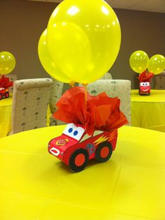 "Photo 4 of 8: Cars / Birthday ""Noah 2"" 