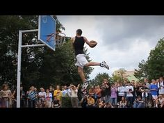 A compilation of the best slam dunks. #basketball #sport #nba