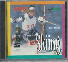 ESPN Let's Go Skiing USER MANUAL SEALED PC Picabo Street Intelliplay Instruction - http://electronics.goshoppins.com/computer-manuals-resources/espn-lets-go-skiing-user-manual-sealed-pc-picabo-street-intelliplay-instruction-3/