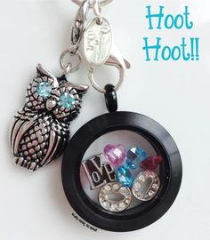Hoot Hoot! Love that owl..Origami Owl, that is!