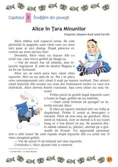 Teacher Supplies, Lewis Carroll, Kids Education, Activities, School, Literatura, Reading