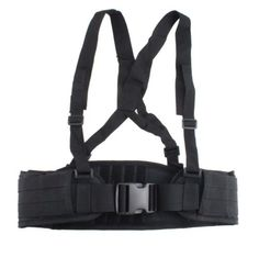 #Combat war games tactical waist belts with #suspender #paintball airsoft tactica,  View more on the LINK: 	http://www.zeppy.io/product/gb/2/151810826277/