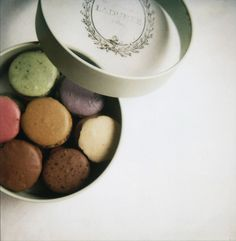 Best French macaroons I've ever had ! Need to go back to NY