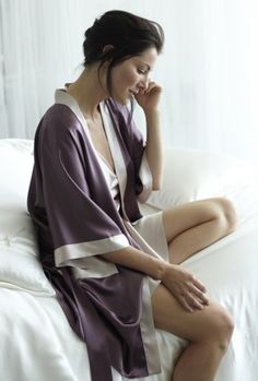 84e8c0793511 Nice and drapey Satin Sleepwear