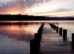 Lago Vichuquén. Foto de Cristián Millas John.