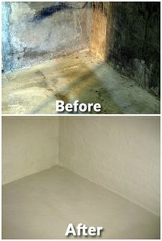 Home Remodeling Hacks Basement Waterproofing - DIY this weekend. A solution that actually works!
