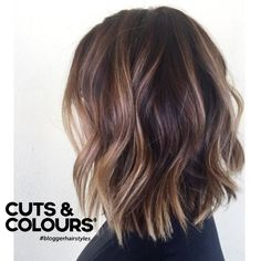 Short Balayage Trend | Cuts & Colours