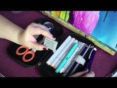 On-the-Go Journal Kit - great list of other videos below this one too