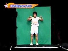 Funny Japanese Olympics Matrix