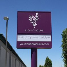 It's a beautiful day outside the Younique Distribution Center.  What's it like where you are?
