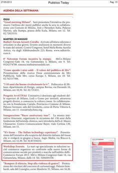 Pubblico Today - 28 maggio 2013 - b