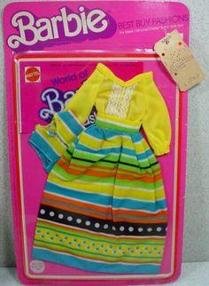 1978 Barbie - Best Buy Fashions #