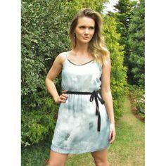Vestido Alectra Preto