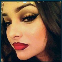 Arabian night. Ombre Lips
