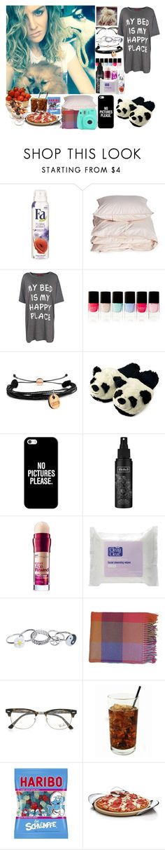 """Lazy day with Perrie"" by zandramalik ❤ liked on Polyvore featuring Aiayu, Boohoo, Nails Inc., Domo Beads, Panda, Casetify, Kat Von D, Maybelline, Wet Seal and Avoca"