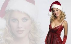 Sexy Girl in Santa Red Christmas Dress Wallpapers Red Christmas Dress, Christmas 2015, Xmas, Black Background Images, Glitter Girl, Celebrity Wallpapers, Happy Summer, Girls 4, World Of Warcraft