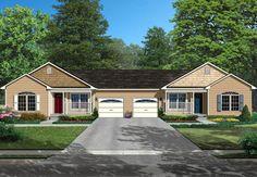 Modular Homes - Home Plan George Mason duplex