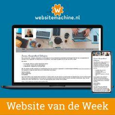 #Websitemachine website van de Week: aansprekendschrijven.nl BAS richt zich op schrijfcoaching voor bestuurders, managers, professionals en zelfstandigen. Veronica Waleson nodigt je uit om al schrijvende een nieuwe wereld te ontdekken, om de woorden te vinden die passend en aansprekend zijn en daarom gelezen willen worden. #schrijven #bloggen #organisatiemetaforen #schrijfcoaching #schrijfretraites #schrijfworkshops Web Design, Blogging, Photograph Album, Design Web, Website Designs, Site Design
