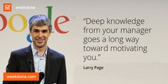 Larry Page on genuine feedback. #feedback #motivation #quotes #larry #page