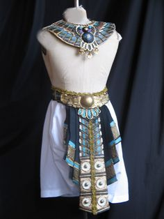 Ancient Egyptian-inspired fashion